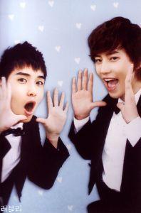 Ryeo Wook & KyuHyun